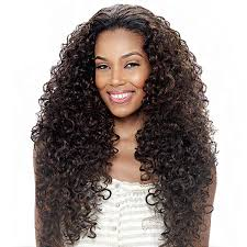 partial sew in hairstyles for synthetic hair vanessa synthetic hair half wig express weave las faban