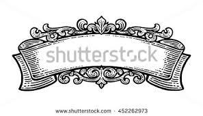 engraved ribbon free ribbon engrave illustration vector free vector