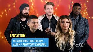 pentatonix christmas album pentatonix talk album a pentatonix christmas