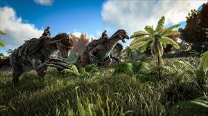 ark survival evolved will have two graphical modes for xbox one x