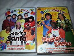 Seeking Who Is Santa Balamory Musical Stories And Seeking Santa Dvds Includes Bonus