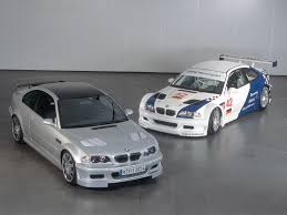 Bmw M3 Series - bmw super bild of the day e46 m3 gtr