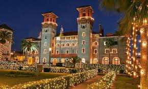 The Mission Inn Festival Of Lights St Augustine Nights Of Lights 2017 2018 Events