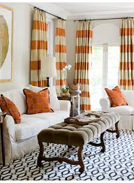 curtains for livingroom orange curtains for living room ideas home decor and design images