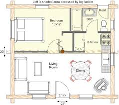log cabin floor plans small log cabin floor plans with porches home act