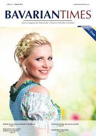 lexus amanda haircut bavarian times magazine edition 01 2013 by bavarian times