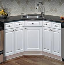 Kitchen Designs With Corner Sinks Corner Cabinet For Kitchen Sink Monsterlune