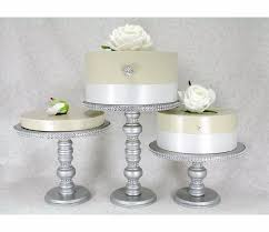 wedding cake stand silver cake stands for wedding cakes on wedding cakes with