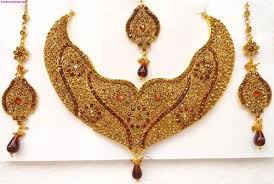 trendy necklace sets images Trendy design gold necklace sets in bengaluru karnataka shubh jpg