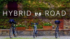 which bike should you choose hybrid vs road youtube