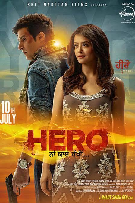 Hero Naam Yaad Rakhi (2015) DvDRip x264 697MB