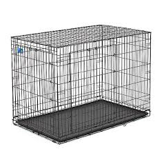 black friday dog crate top paw double door wire dog crate dog carriers u0026 crates petsmart