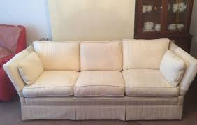Knole Settee For Sale Peter Guild 3 Seater Knole Sofa In Ivory Cream In Streatham