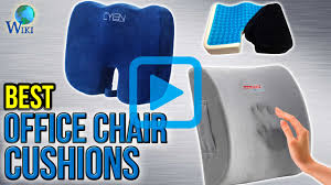 10 office chair cushions 2017 video review