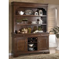 dining room contemporary espresso buffet table kitchen hutch