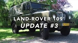 Land Rover Series Iii 109 Military Update 3 Youtube