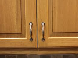 Kitchen Cabinet Door Magnets by Kitchen Cabinet Handles And A Light Tone Wood Cabinet Complete