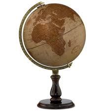 Lenox Home Decor Decorative Desktop Globes Globe Home Decor