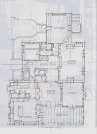 Apsley House Floor Plan Christian Friedrich Von Leins Villa Berg Grundriss Des