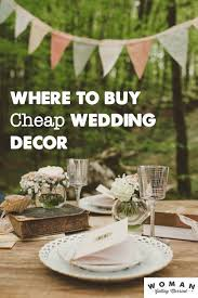 Cheap Outdoor Wedding Decoration Ideas Best 25 Cheap Wedding Decorations Ideas On Pinterest Wedding