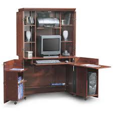 Sauder Armoire Computer Desk Sauder Computer Armoire Walmart