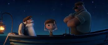 Pixars Oscar Shorts Pixar Takes On New Poetic Tone With U0027la Luna