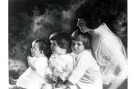 john f kennedy children jfk s early years photo essays time