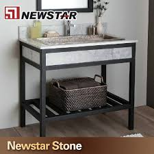 Metal Bathroom Vanity by Single Bathroom Vanity Metal Bathroom Vanity Base Stainless Steel