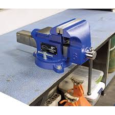 Install Bench Vise Eastwood 6 In Bench Vise