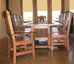 Western Dining Room Arizona Ranch Dining Table