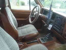 jeep golden eagle interior coal 1987 jeep cherokee laredo u2013 what if u2026