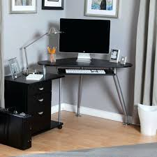 Small Corner Desk With Drawers Decoration Modern Desks With Storage White Corner Computer Desk