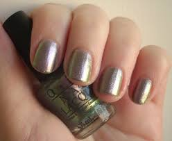 opi not like the movies nail polish review through the looking glass
