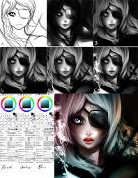 paint tool sai tutorial by ryky on deviantart