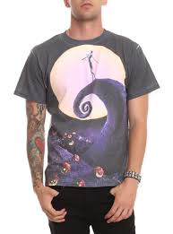 the nightmare before moon t shirt topic