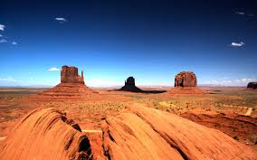 Monument Valley Utah Map by Utah Map National Parks Wallpaper