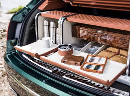 bespoke bentley fittings for fishermen or polo players how to
