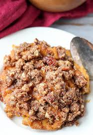 paleo sweet potato casserole s baking me