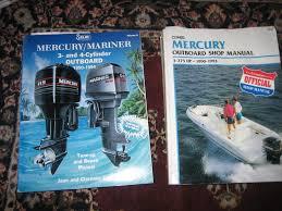 mercury mariner 2 stroke outboard repair manual 1990 1994 3hp