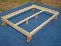 Diy Platform Bed Base by How To Build Platform Bed Plans King Pdf Woodworking Plans