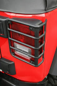 jeep wrangler light covers light guards covers protection exterior