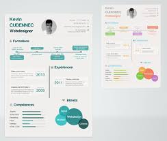 Free Infographic Resume Templates Ultimate Infographic Resource Kits For Designers Hongkiat