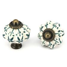 painted ceramic cabinet knobs hand painted furniture knobs ceramic drawer cabinet pulls closet