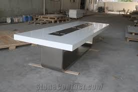 Modern Meeting Table Modern Conference Table White Meeting Table White Conference