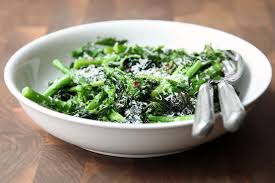 Barefoot Contessa Roasted Broccoli Roasted Broccoli Rabe With Lemon And Parmesan Popsugar Food