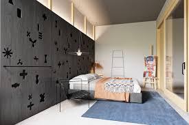 Unique Bedroom Design A Sleek Apartment Interior Design With Modern And Unique Decor