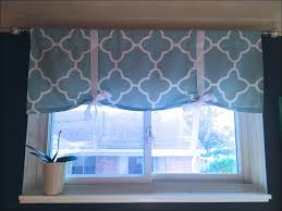 Waverly Kitchen Curtains by Kitchen Curtains Blue Sanibel Seashells Blue Kitchen Curtains