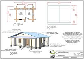 earthquake house design in nepal home design and style