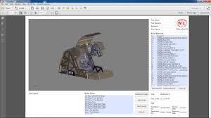 convert cad to 3d pdf 3d pdf cad conversion