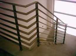 Stainless Steel Banister Fabricated Stainless Steel Handrail And Balustrades Elite